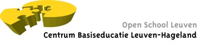 Logo Open school leuven
