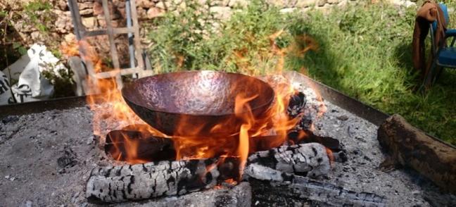 klankschaal-in-vuur